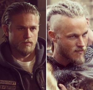 Jax Teller-Ragnar Lothbrok