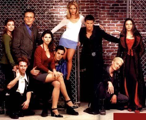 Buffy the Vampire Slayer - Page 2 Buffy