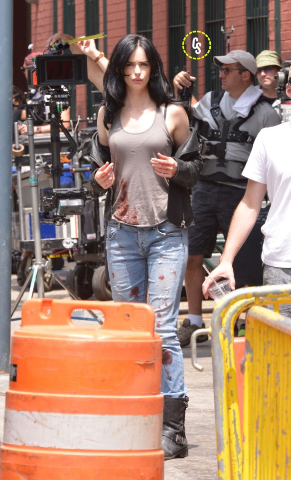 Jessica Jones_Set Photos_Krysten Ritter4